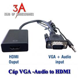 VGA - HDMI