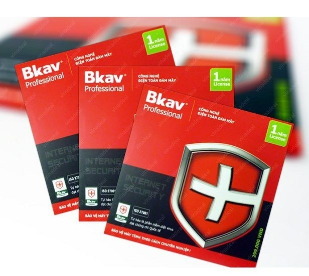 Bkav Pro Internet Security 1PC